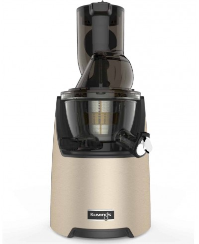 Kuvings EVO 820 Evolution juicer goud