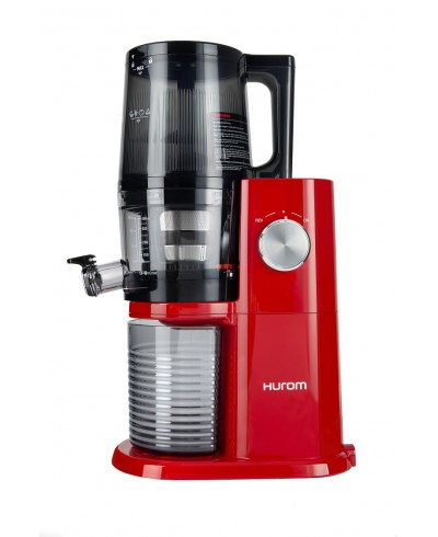 Hurom H-AI One Stop Slowjuicer rood